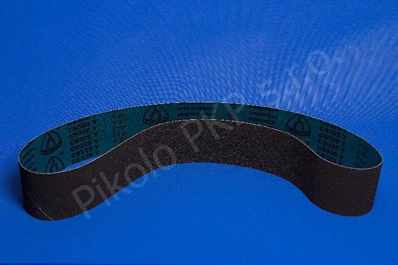 Brus.pás 100 x 3350 mm, perlička, zr. 80