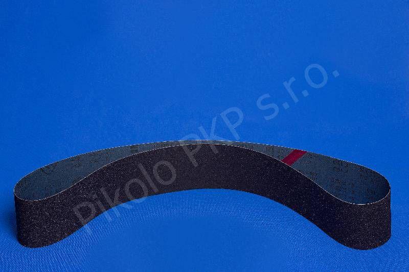 Brus.pás 100x3350 mm, karborundum, zr. 150