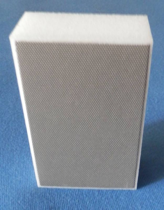 Diaflex bílý velmi jemný D30 (600 M) - diamantová brusná houbička na sklo