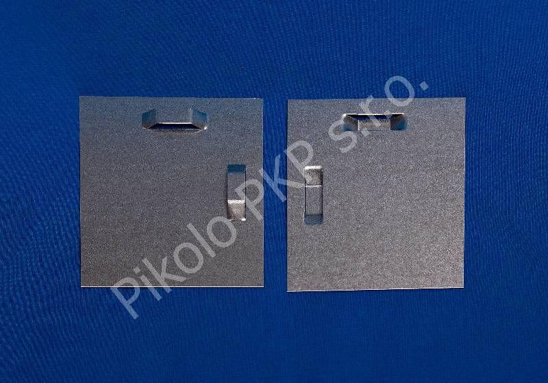 Plech 10 x 12 cm Pikolo PKP s.r.o.