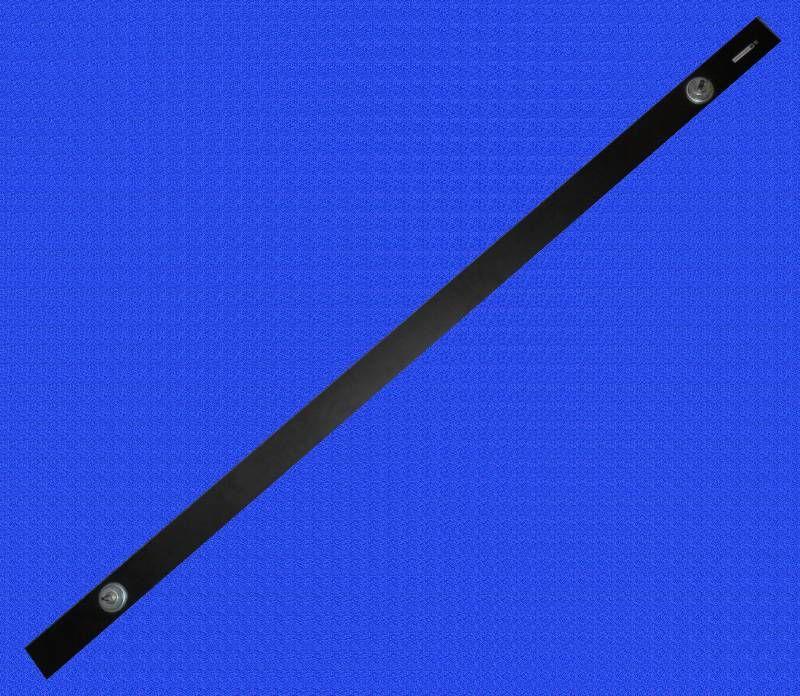 Pravítko 3 m s přísavkami
