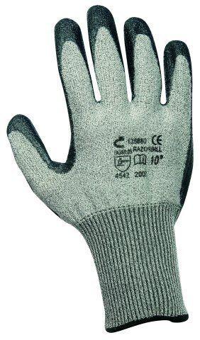 Sklenářské rukavice černé