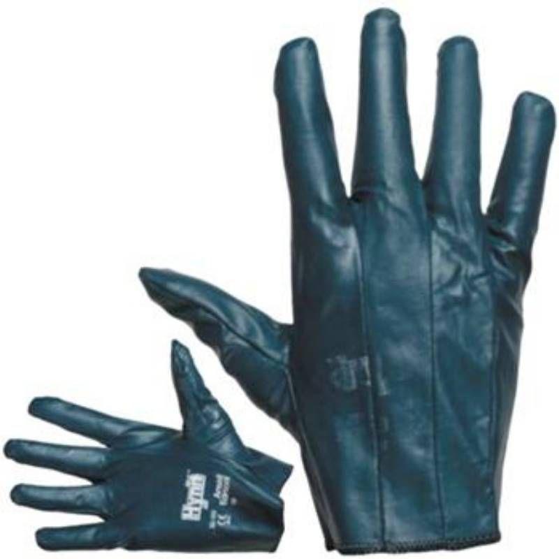 Sklenářské rukavice modré