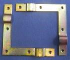 Zpevňovací roh 100 x 100 mm s průlisem Pikolo PKP s.r.o.