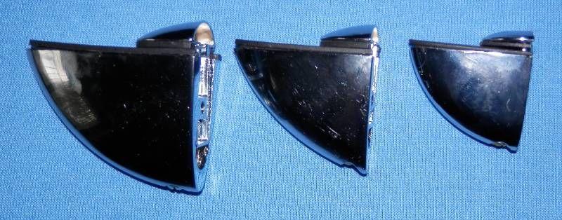 Držák TUKAN 66 mm, Chrom