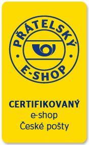 Certifikovaný e-shop