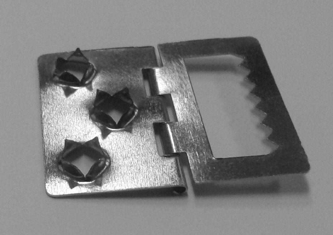 FOSC 4 pantový niklovaný
